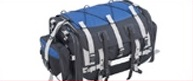 TANAX motofizz / タナックス モトフィズ  キャンピングシートバッグ2 (ネイビーブルー) 59~75リットル