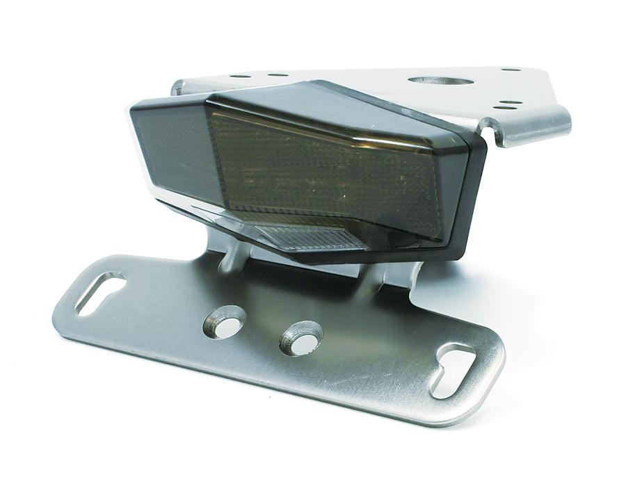 MOTOLED エッジ アルミホルダー/スモーク DRZ400S/SM (品番 D45-18-506 )