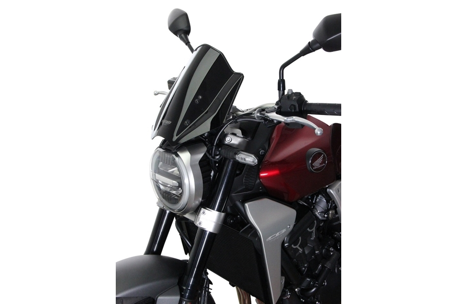MRA / エムアールエー スクリーンスポーツ ブラック CB1000R 18-19  (品番 MP117K)