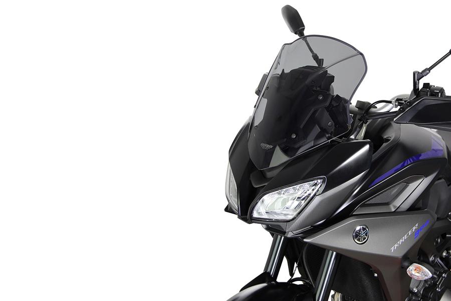 MRA / エムアールエー スクリーンスポーツ スモーク TRACER900/GT 18-19  (品番 MP275S)
