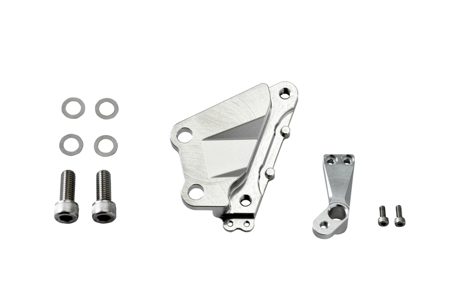 PLOT キャリパーサポートBre40mm CBR250RR 17-19 ABSあり  (品番 PCS0037)