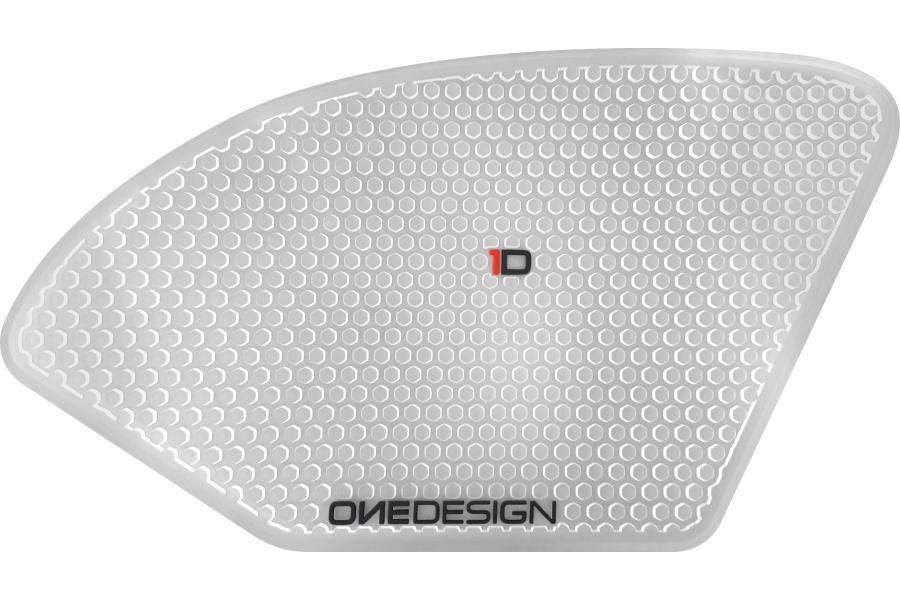 PRINT/プリント タンクサイドパッド HDR クリア  GSX-R1000 17-18 (品番 HDR226)