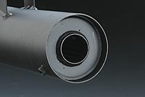PMC/ピーエムシー 初期型 Z1/Z2 手曲げ管リペア用インナーバッフル