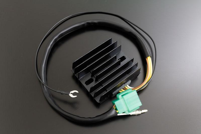 【PMC.Inc】 '76~'77 Z750A4/5、KZ900 高性能ICレギュレター PMC