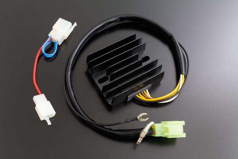 【PMC.Inc】 '77~'78 Z750D1、Z1000A1/2、Z1R-1 高性能ICレギュレターPMC