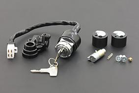 PMC/ピーエムシー K3-K6 イグニッションスイッチ&ロックセット