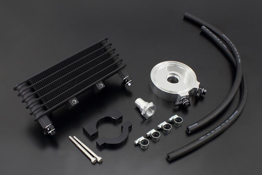 【PMC.Inc】 【CB400Four 適応型式 CB400E (398cc) CB400FE (408cc)】 ※NC36車輌には適合しません。オイルクーラーキット