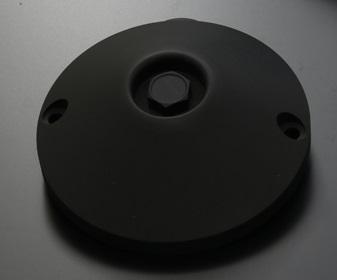 【PMC.Inc】 Billet S1-Typeポイントカバー マットブラック KZ1000S1