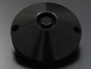 【PMC.Inc】 Billet S1-Typeポイントカバー グロスブラック KZ1000S1