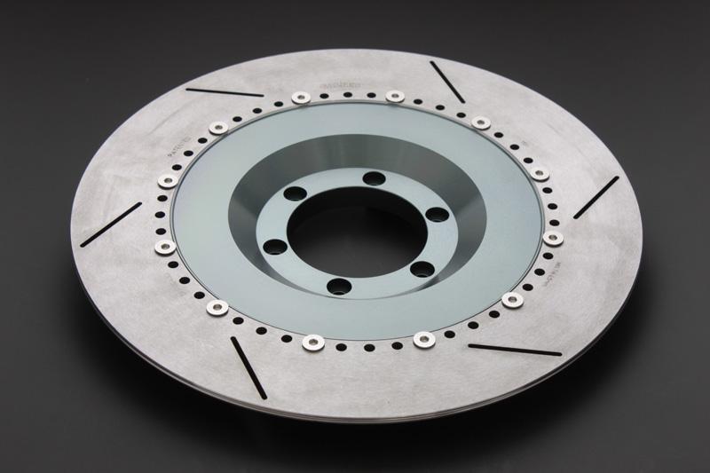 PMC/ピーエムシー 72-75 Z1/Z2 330mmディスクローター 6穴ディスク対応 右