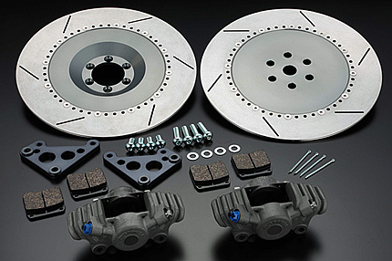 PMC/ピーエムシー 76-80 Z750-1000 CP2696 ブレーキキット STD4穴