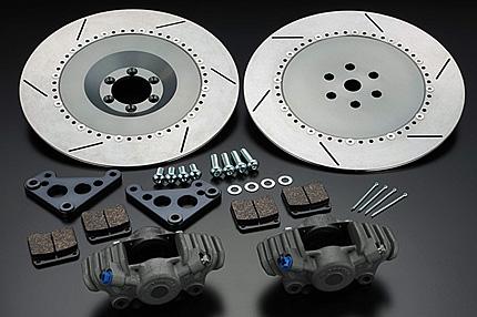 PMC/ピーエムシー 81-82 Z1000J1/J2 CP2696 ブレーキキット STD7穴