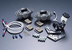 PMC/ピーエムシー 76-80 Z750- CP2696 2ピストンキャリパーキット M/C無