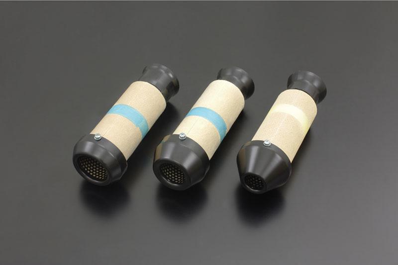 ミディアム 内径51mm レース S1エキゾースト用バッフル PMC/ピーエムシー Z系
