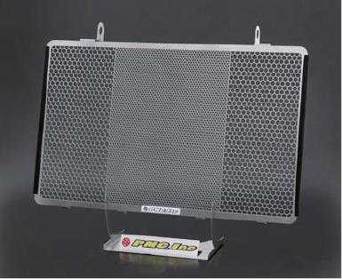 レースエンジニア経験店長のお店  【PMC.Inc】 GSX-R1000 (09-15) Hex/ヘックス ラジエター&EARL'S オイルクーラー コア・プロテクター