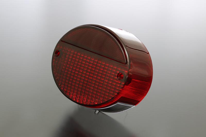 ハマサキコンペティションモータース PMC ピーエムシー 汎用Z2 超歓迎された 1個 店舗 タイプテールランプ スモーク レンズのみ