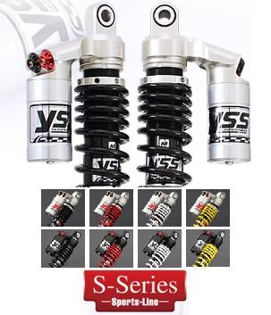 【メーカー包装済】 【PMC.Inc】 YSS ツインショック Sports YSS Line Line Sシリーズ 362ボディ Sports CB750/900/1100F  (79-84) 左右セット, 独特の上品:6937e5af --- pwucovidtrace.com