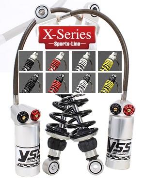 【国内配送】 【PMC.Inc 左右セット】 YSS ツインショック Sports Line Xシリーズ Xシリーズ CB400SS/CL400 (98-07) 362ボディ CB400SS/CL400 (98-07) 左右セット, 自転車グッズのキアーロ:2df223f9 --- kventurepartners.sakura.ne.jp