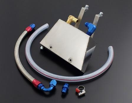 【PMC.Inc】 オイルキャッチタンクキット ZRX1200 DAEG EAR'Lsフィッティング仕様