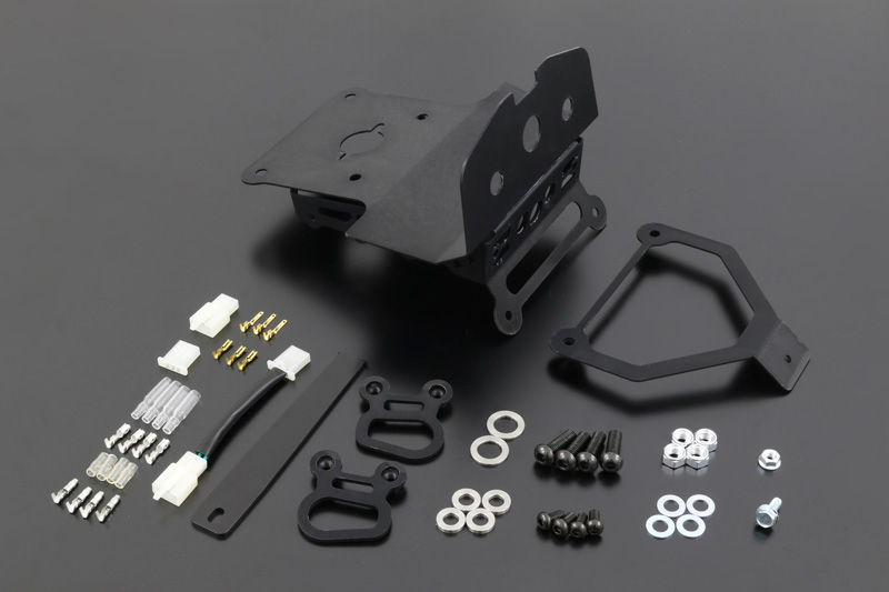 【PMC.Inc】 テールランプバックマウントキット Z900RS 18 フェンダーレスキット  (品番 189-1303 )