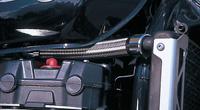 PMC/ピーエムシー X4 ラジエターホースキット レッド