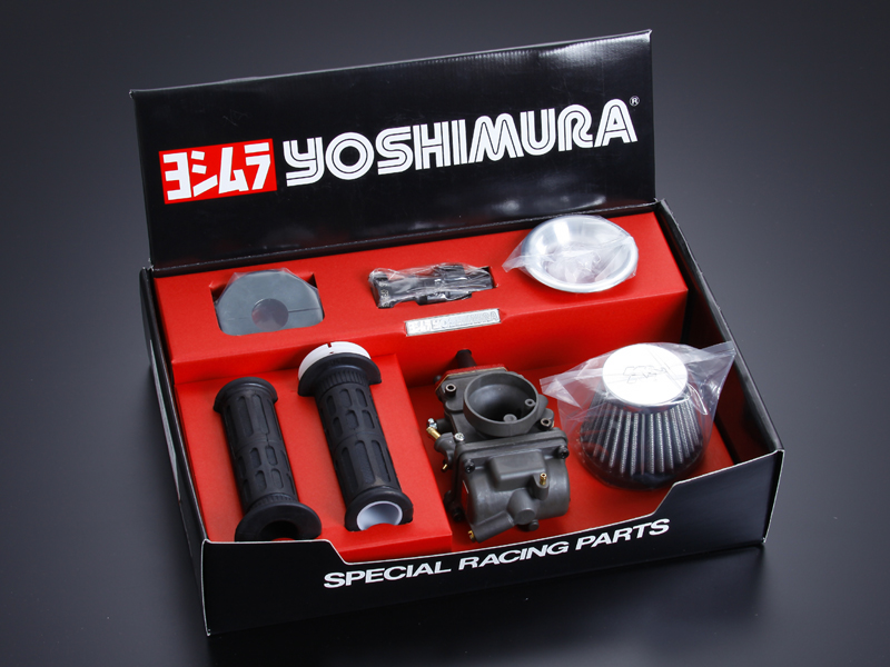 YOSHIMURA/ヨシムラ パワーアップKIT (レース専用部品)