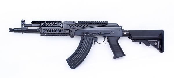 【訳あり品】E&L AK104 PMC マルチカム-D AEG DX Ver. (Gen.2 JP Ver.)