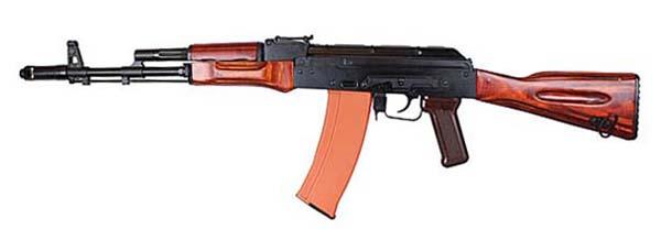 GHK AK74 GBB ガスガン ガスブローバック