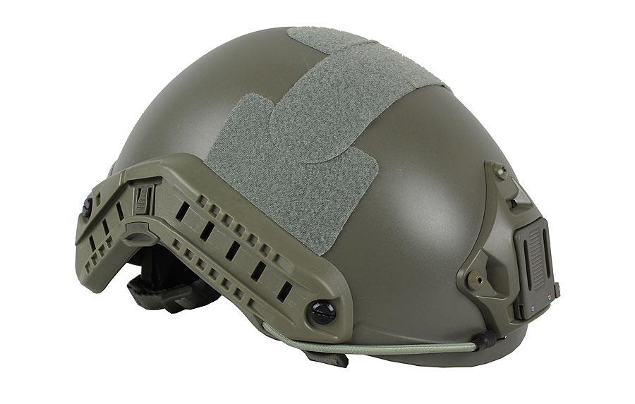 【ポイント10倍!12月24日8時59分まで】KINGRIN FASTタイプ MH ヘルメット GRAY グレー