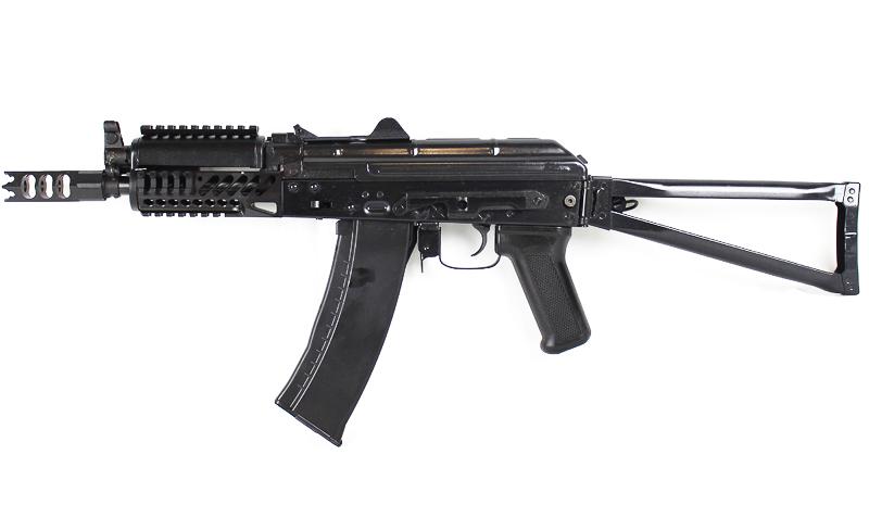 【訳あり品】E&L AKS74UN Tactical MOD-C AEG DX Ver. (Gen.2 JP Ver.)