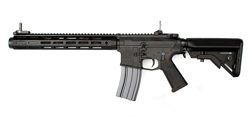 E&L AR MUR Custom Carbine AEG Elite(JP Ver.)