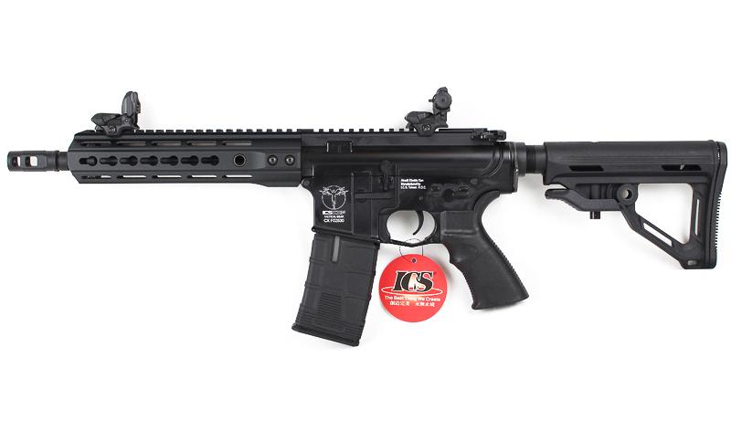 ICS CXP-UK1 S BK ブラック AEG (EBB/JP Ver.)