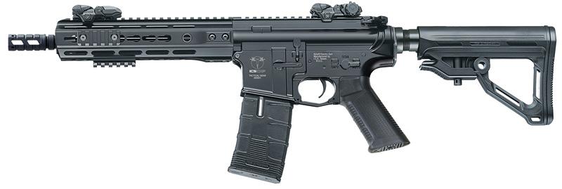 ICS CXP-UK1 Combination Gearbox Version BK ブラック AEG(EBB/JP Ver.)