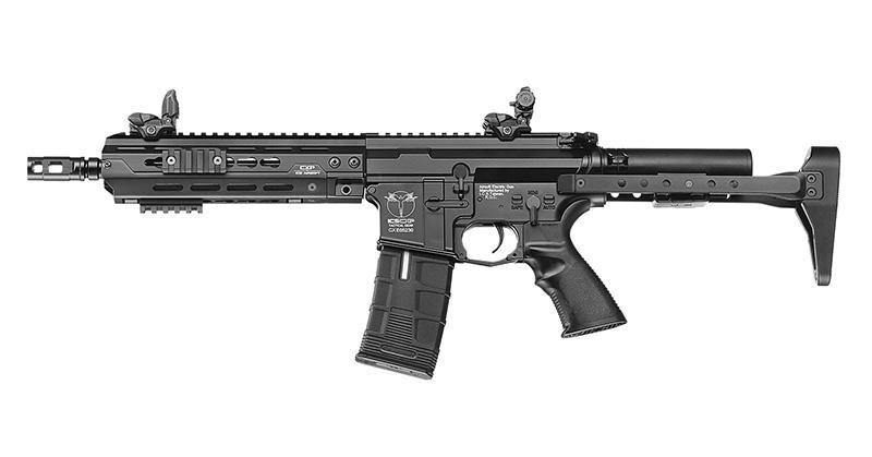 ICS CXP-HOG QRS BK AEG フロント配線 (EBB/JP Ver.)