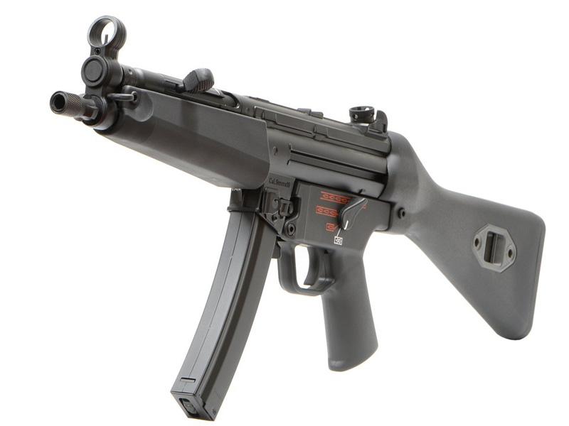 VFC Hk MP5A4 AEG ZD (JPver./HK Licensed)