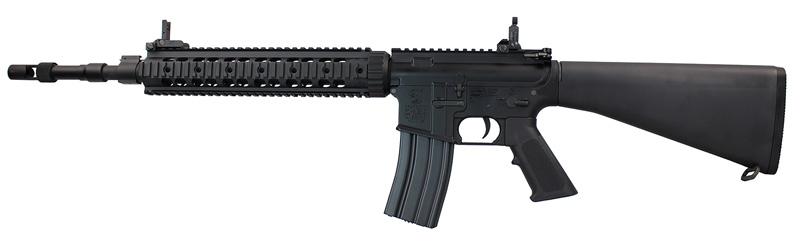 BOLT B4 MK12 Mod1 Fixed Stock BRSS HEAVY AEG BK (JP Ver./Real Marking)