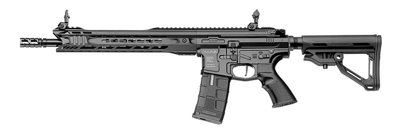 ICS CXP-MARS Carbine SSS AEG BK (EBB/JP Ver.)
