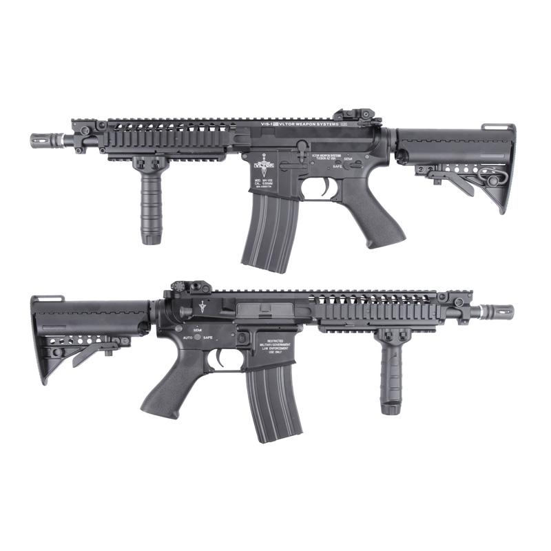 King Arms M4 VIS Carbine BK AEG (JP Ver.)