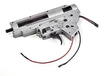 【パーツ類ポイント10倍!23日8時59分まで】VFC SCAR-L 8mm 強化ギアボックスセット