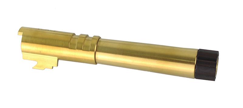 【ポイント10倍!12月24日8時59分まで】ACE1 ARMS タクティカルブルバレル Nitride Gold (14mm正ネジ/東京マルイHi-CAPA 4.3対応)
