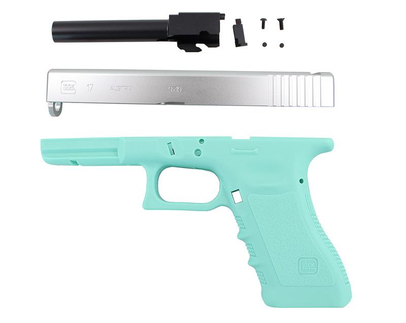 【パーツ類ポイント10倍!2月26日8時59分まで】Guns Modify G17 Tiffanyコンバージョンキット 東京マルイ対応