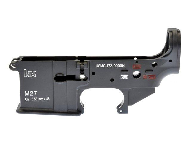 【パーツ類ポイント10倍!23日8時59分まで】VFC M27 GBBR ロアレシーバー (M27 Marking)