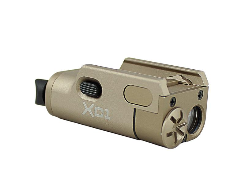 【ポイント10倍!12月24日8時59分まで】SUREFIRE XC1タイプ LEDハンドガンライト DE