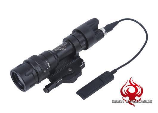 【ポイント10倍!3月3日8時59分まで】Night Evolution M952V スカウトライト BK ブラック フラッシュライト