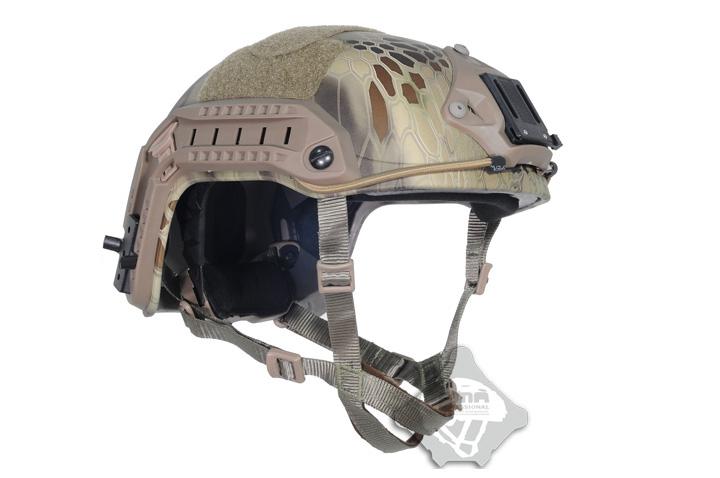 【ポイント10倍!4月16日8時59分まで】FMA Ops-Core Maritimeスタイル ヘルメット HLD ハイランダー L