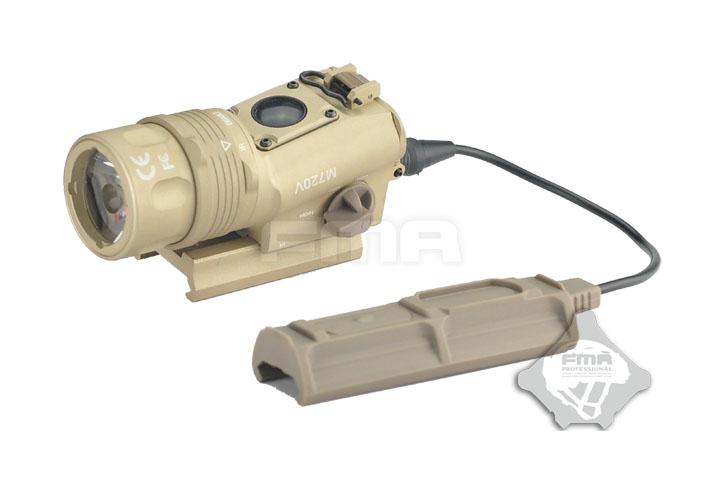 FMA アップグレード Ver M720V フラッシュライト DE