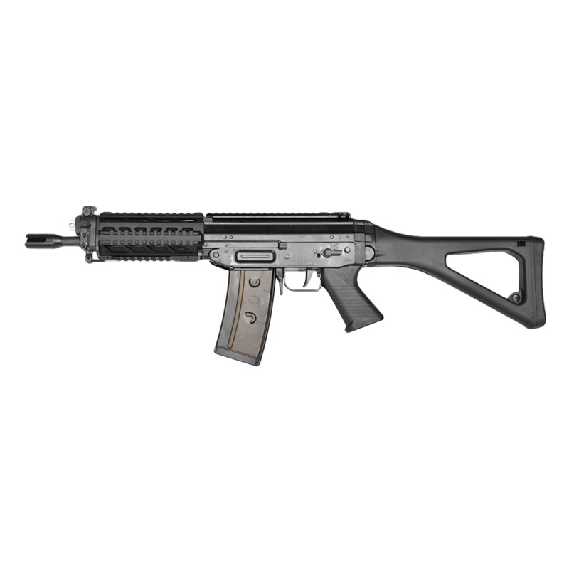 GHK SIG SG553 GBB (Short Barrel/Tactical Rail Handguard)