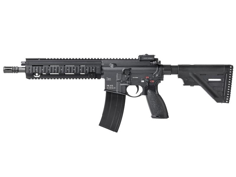 Umarex/VFC HK416A5 GBBR (JPver./HK Licensed) BK