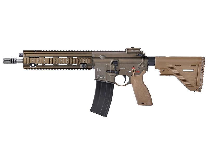Umarex/VFC HK416A5 GBBR (JPver./HK Licensed) TAN