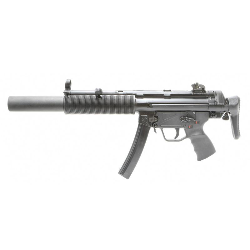 UMAREX H&K MP5SD3 GBBR/EarlyModel (JPver./HK Licensed)